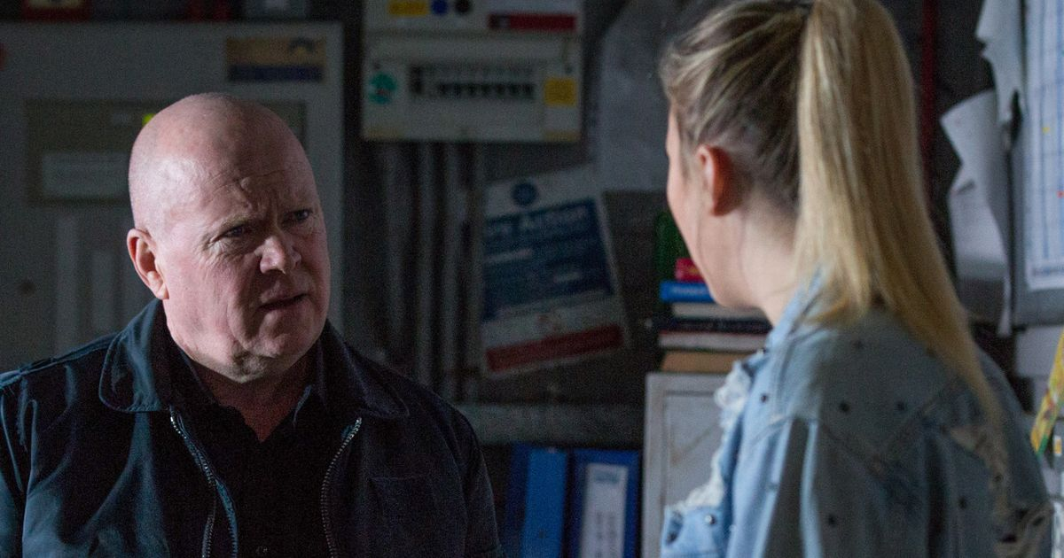 Furious Phil Mitchell tries to pay Louise to have an abortion on EastEnders