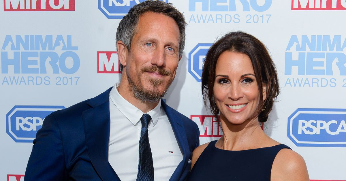 Andrea McLean reveals reason behind awkward rows with husband
