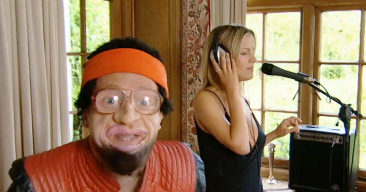 Love Island host Caroline Flack's long forgotten filthy role in Bo' Selecta