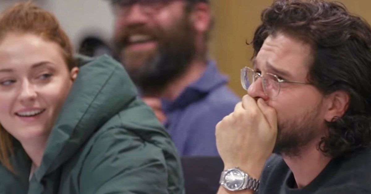 Game of Thrones finale moment that made Kit Harington cry at script table read