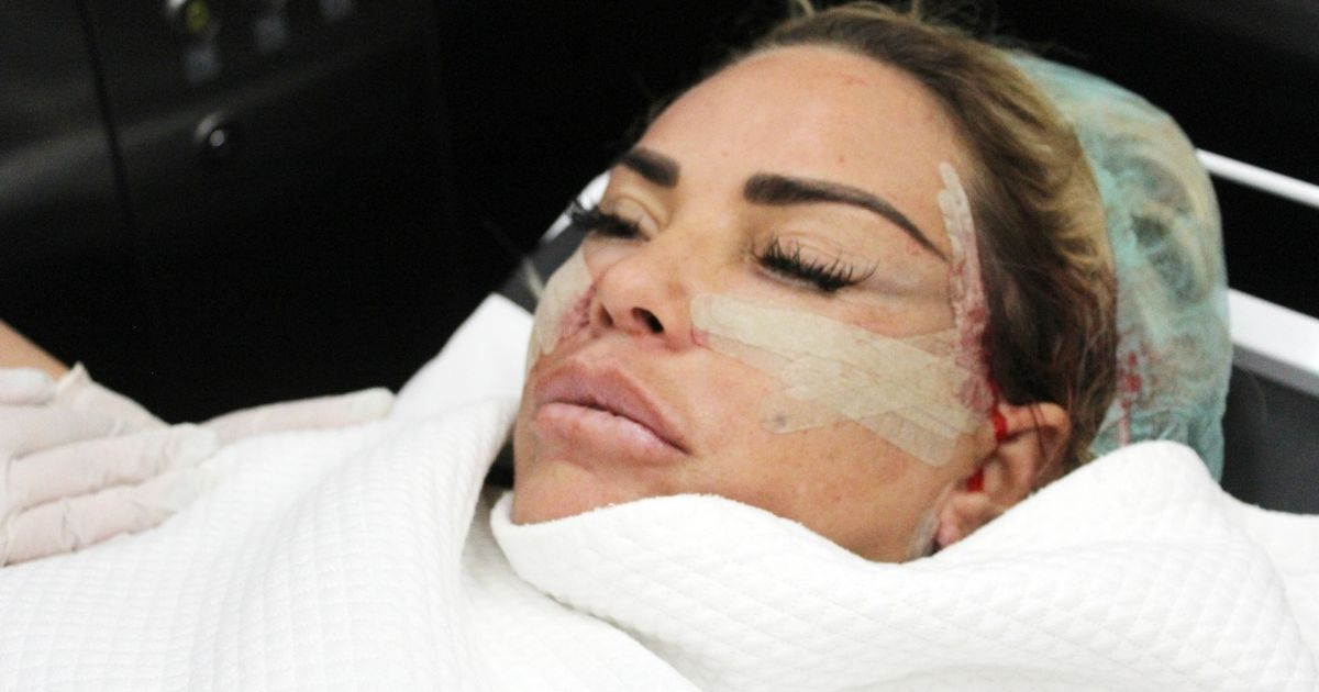 Katie Price's reality show to feature 'bloody surgery scenes and rows with Kris'