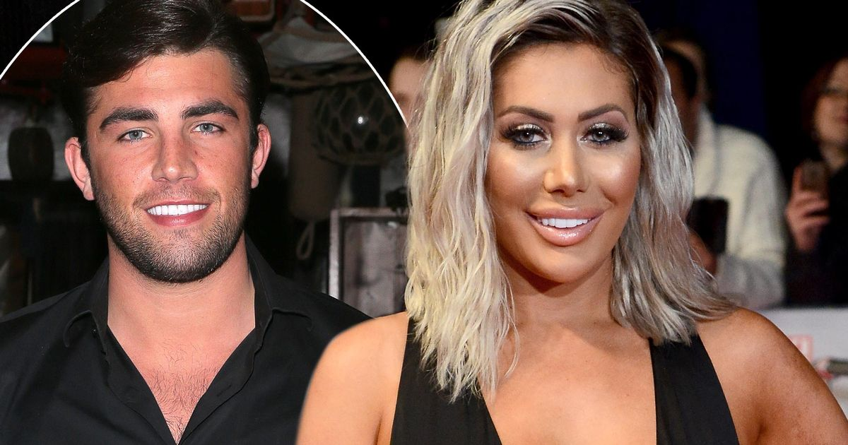 Chloe Ferry 'exchanging flirty messages and planning date with Jack Fincham' following split from Sam Gowland
