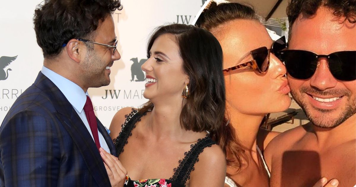 Ryan Thomas shares gushing tribute to girlfriend Lucy Mecklenburgh