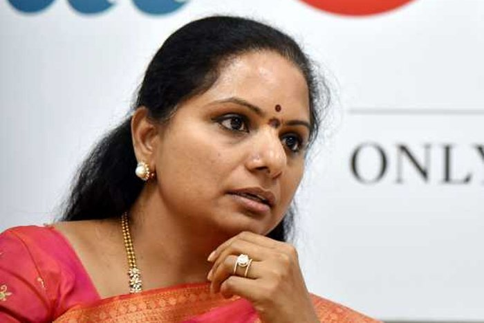 TRS MLA Offers To Give Up His Seat For Kavitha