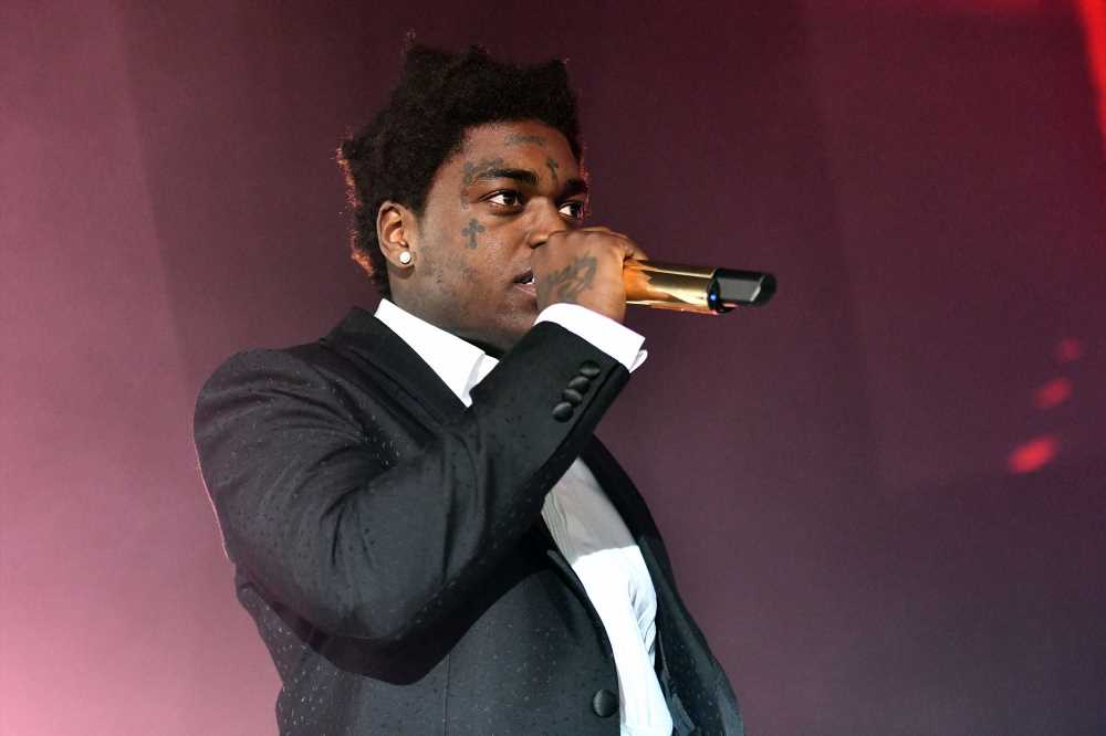 Rapper Kodak Black ordered to stay in jail until trial
