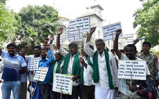 Bidadi farmers oppose waste-to-energy plant