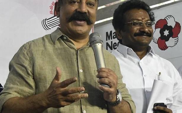 A great beginning, says Kamal Haasan