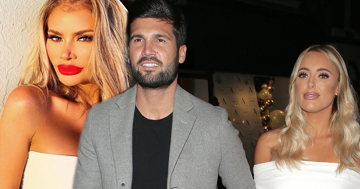 TOWIE's Chloe Sims shares sultry selfie as ex Dan Edgar gets back together with Amber Turner