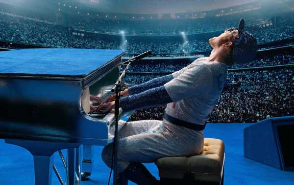 The 'Rocketman' Soundtrack Will Transport You Back In Time