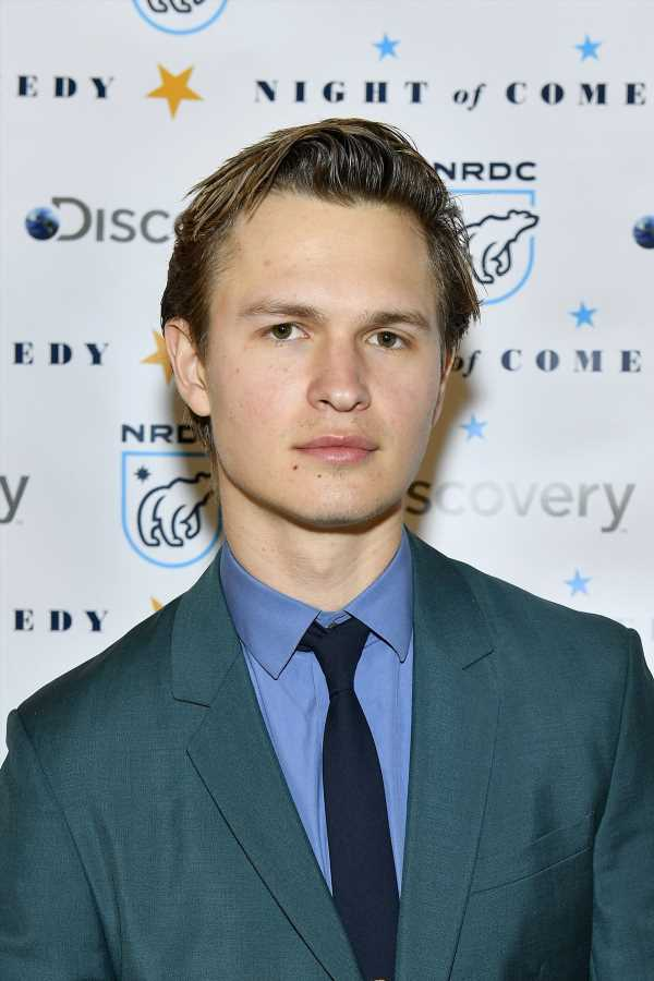 These Tweets About Ansel Elgort Posting 17 Shirtless Selfies On IG Are Hilarious