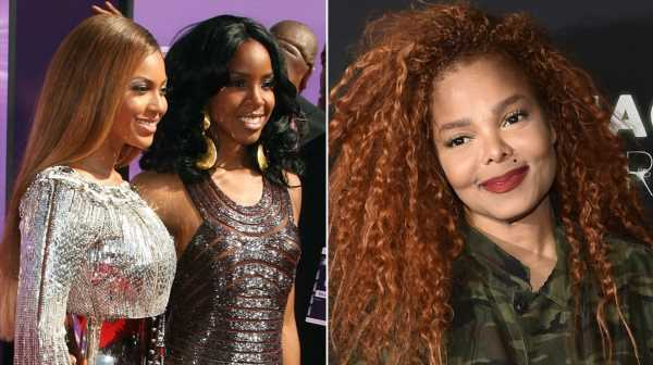 This Video Of Beyonce & Kelly Rowland Dancing At Janet Jackson's Concert Will Give You Life