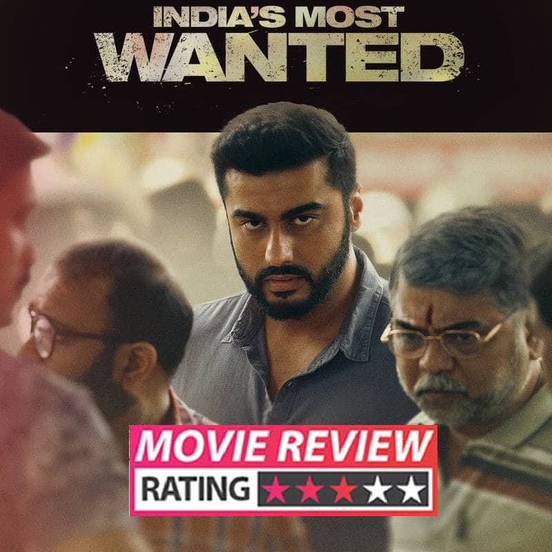 India's Most Wanted movie review: Arjun Kapoor hits the bullseye with his understated performance in this spy thriller | Bollywood Life