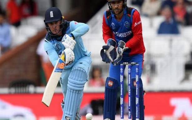 2019 Cricket World Cup warm up match: Jason Roy completes England rout of Afghanistan