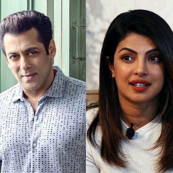 सलमान खान ने दुश्मनी भुलाने के लिए प्रियंका चोपड़ा को दिया एक और मौका, क्या 'देसी गर्ल' कर पाएंगी ये काम? | Bollywood Life हिंदी