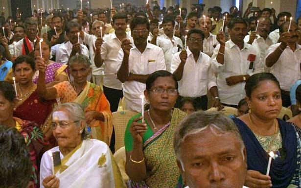 Thoothukudi remembers victims of police firing during anti-Sterlite protests