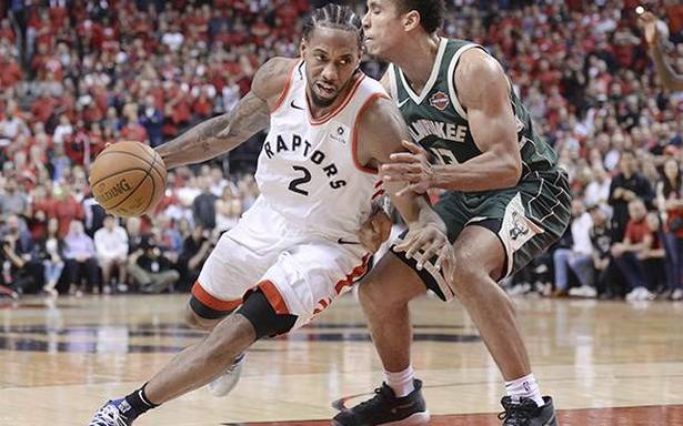 NBA: Raptors claw their way back into series