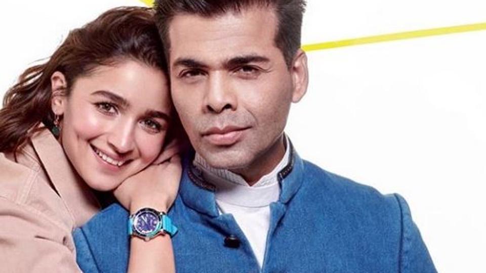 Happy birthday Karan Johar: Wishes pour in from Alia Bhatt, Katrina Kaif and other Bollywood stars