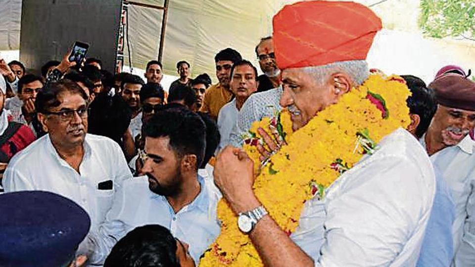 BJP leaders claim change of guard likely in state