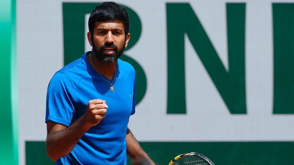 Bopanna-Copil win, Sharan-Demoliner exit from French Open