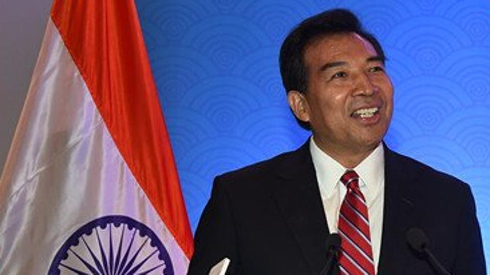 China's India envoy appointed vice Foreign Minister, could boost bilateral ties