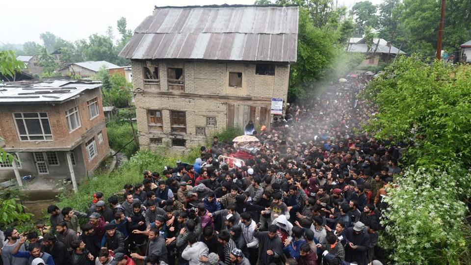 Musa killing: Curfew in parts of Kashmir as protests break out