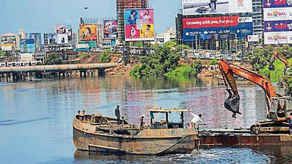 Swedish consultant will help civic body clean Mithi River