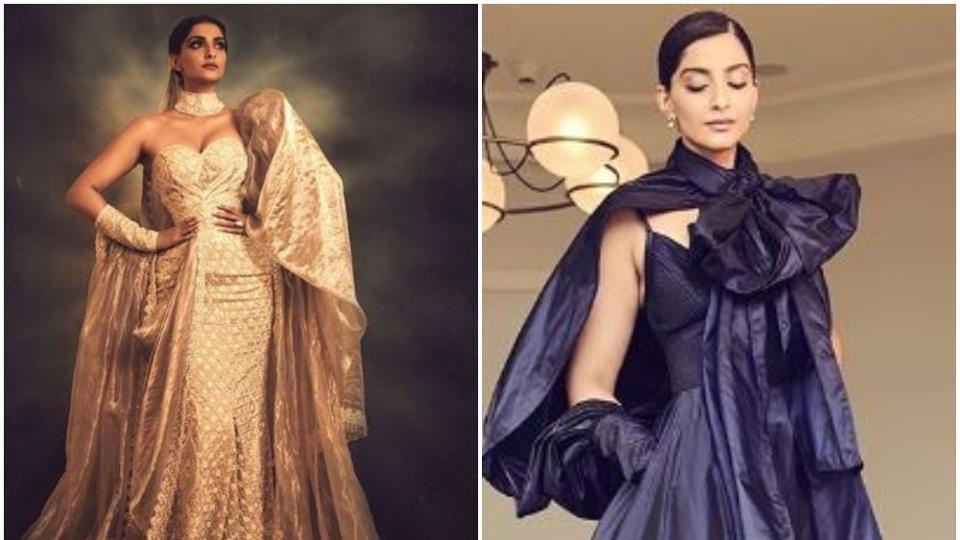 Cannes 2019: Sonam Kapoor transforms into modern-day maharani, sports two different looks. See pics