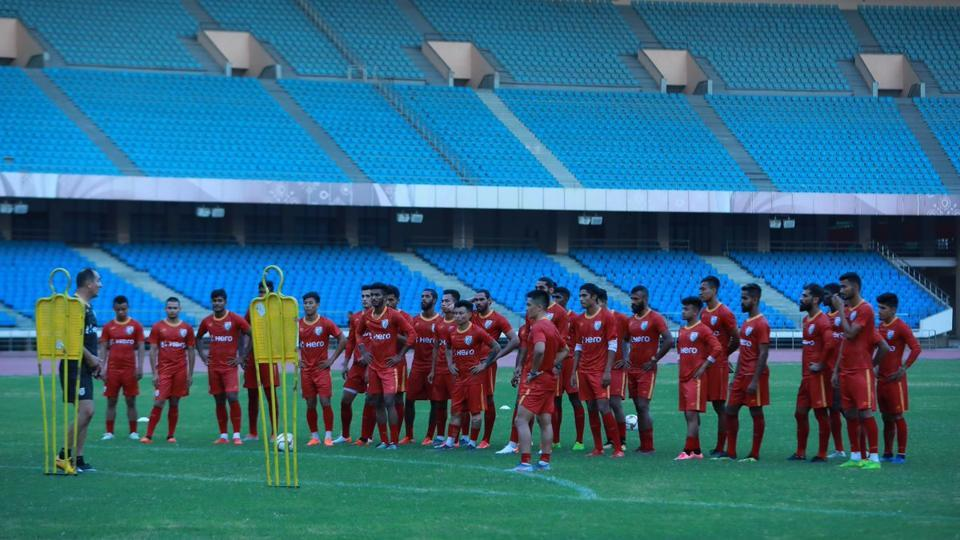 Igor Stimac releases six players from Indian football team camp