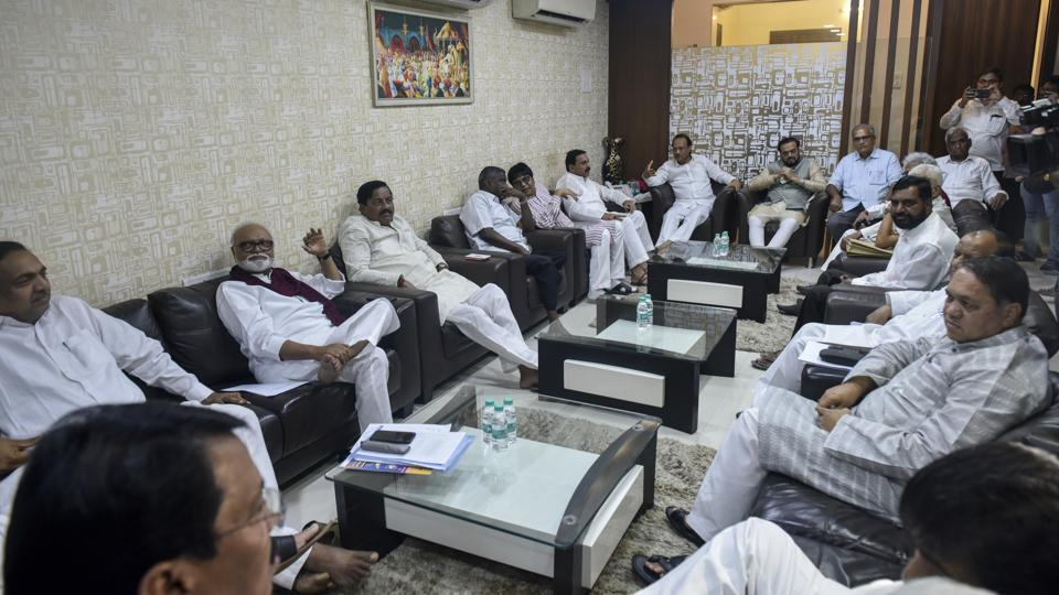 Maharashtra Opposition to unite again for state polls