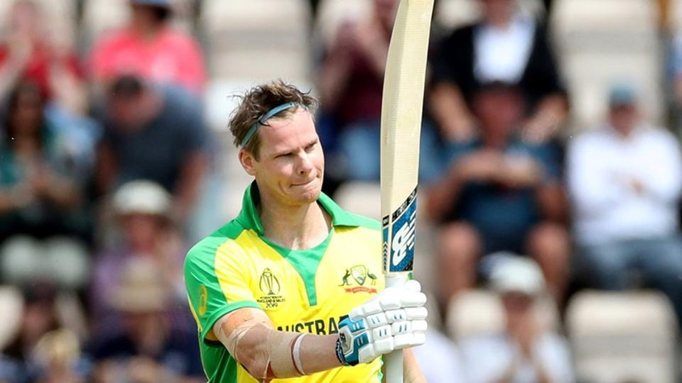 ICC World Cup 2019: Steve Smith shrugs off crowd booing as 'white noise'