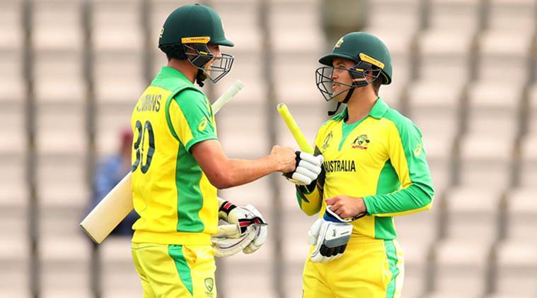 Australia conclude World Cup warm-up with comfortable win over Sri Lanka
