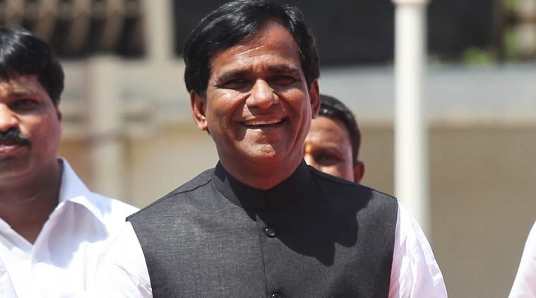 Raosaheb Danve made MoS, state likely to get a new BJP president