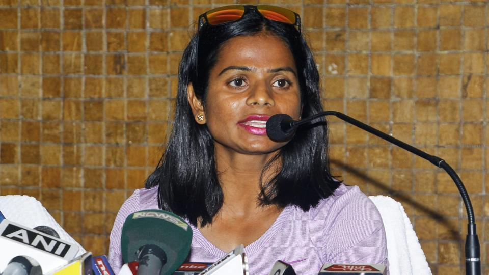 I told the world out of helplessness, Dutee Chand on same-sex relationship