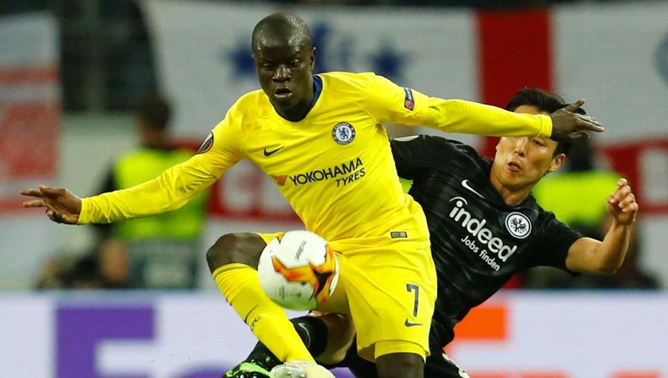 Chelsea's N'Golo Kante a doubt for Europa League final – Reports