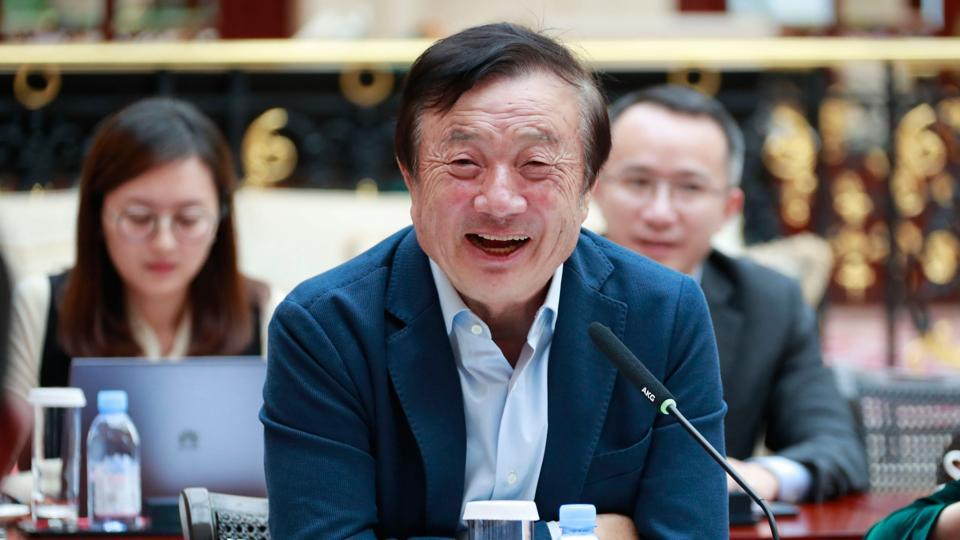 Forget Donald Trump, will have tea at 10 Downing Street: Huawei CEO Ren Zhengfei