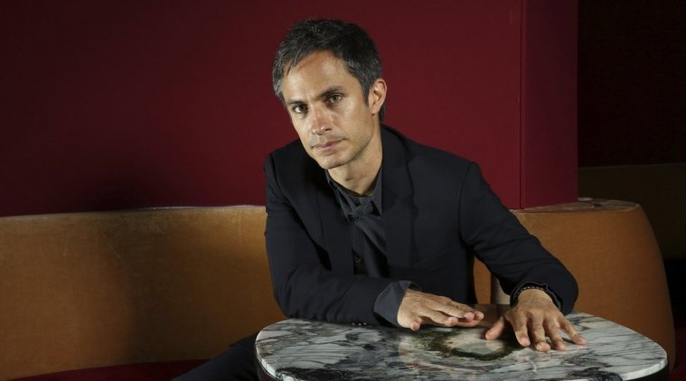 Gael Garcia Bernal finds Cannes more relaxing as a director