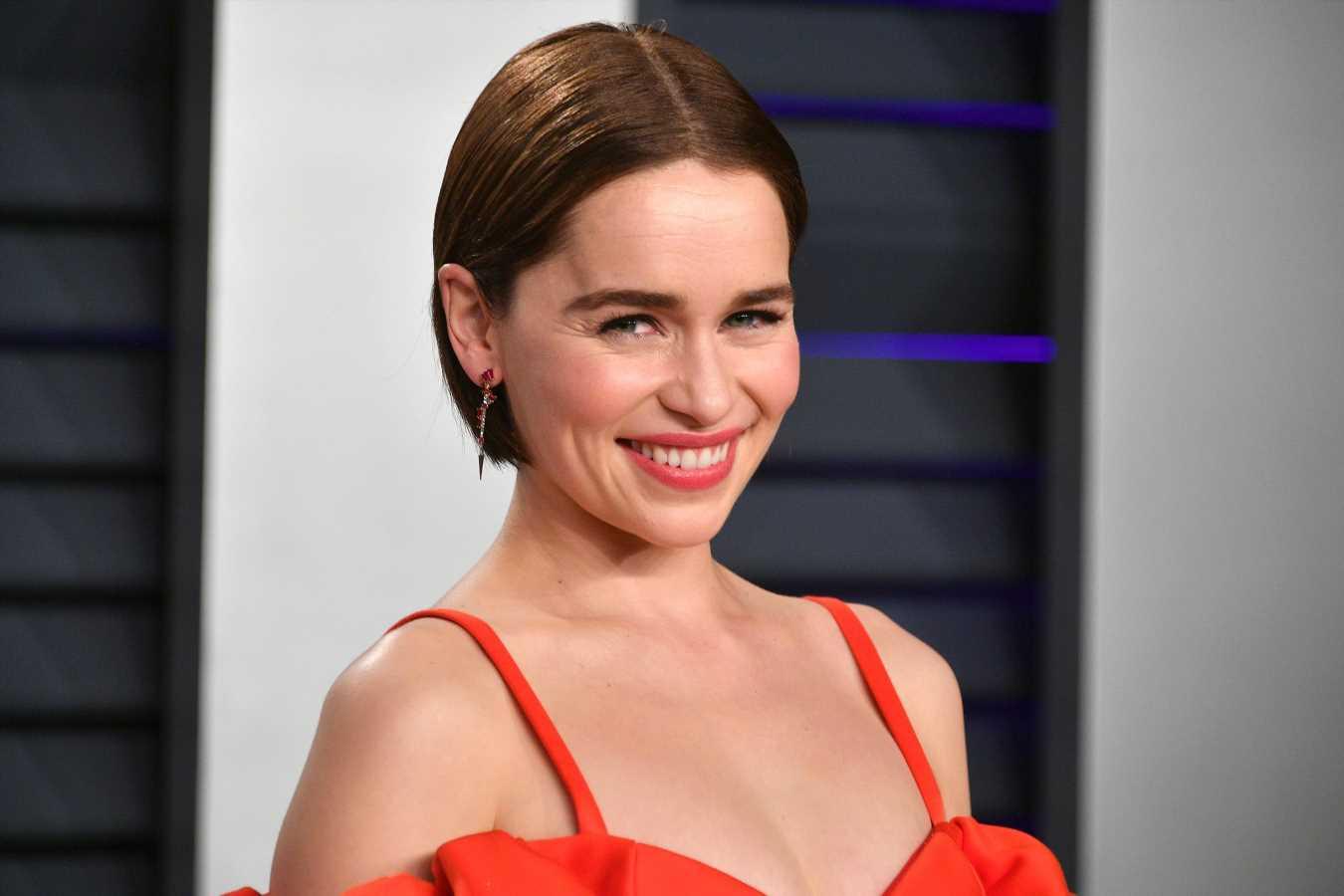 Game of Thrones star Emilia Clarke responds to Reddit fundraiser