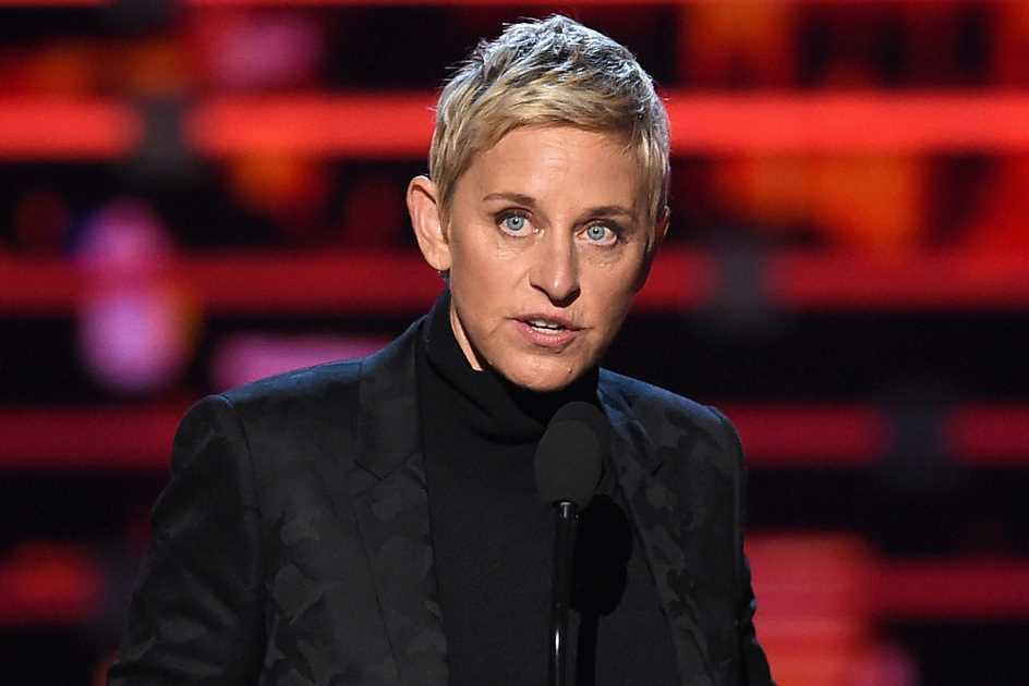 Ellen DeGeneres was sexually assaulted by stepfather at age 15