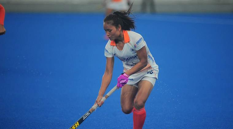 Indian women lose 0-4 to Korea in inconsequential third match of hockey series