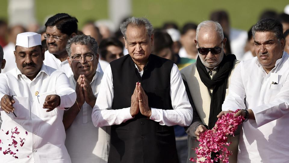 Rumblings in Rajasthan Cong, 2 ministers seek 'accountability' for poll mess