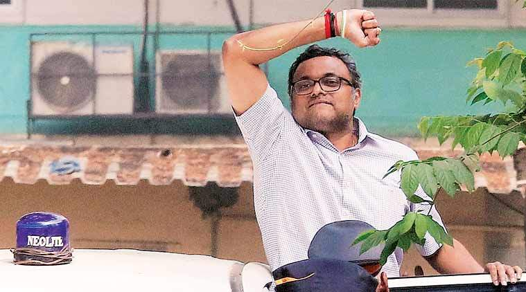 'Pay attention to your constituency': SC junks Karti's plea seeking refund of Rs 10-crore deposit