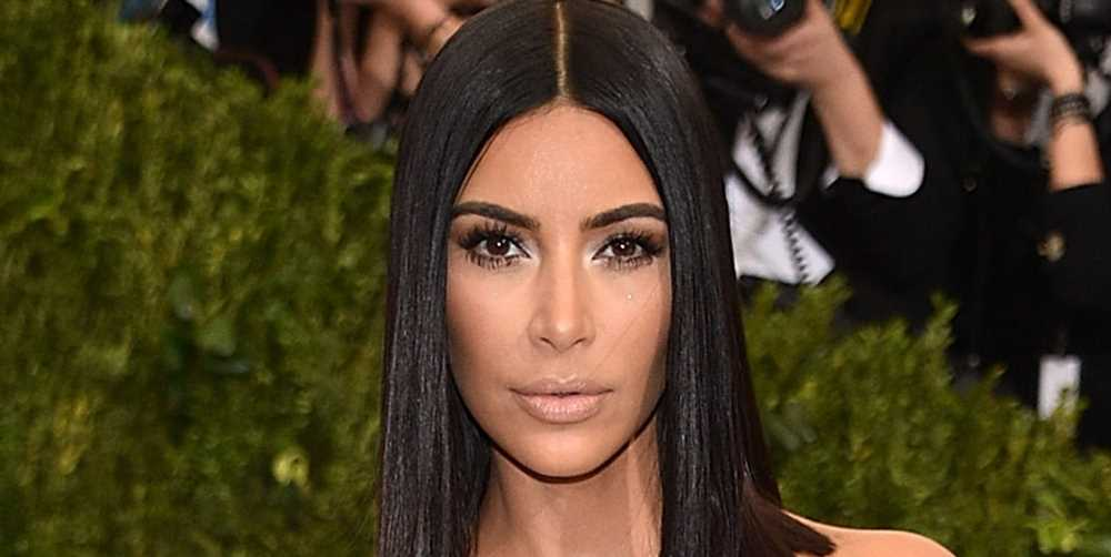 Kim Kardashian Filed to Trademark Psalm West's Name and Turn Him Into a 14-Day-Old Businessman