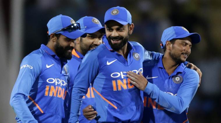ICC World Cup 2019: India get down to business on first day after landing in England