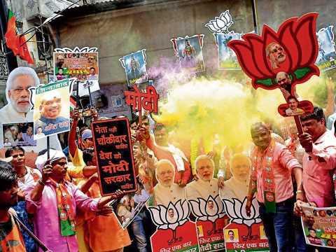 PM Modi betters his 2014 victory margin in Varanasi
