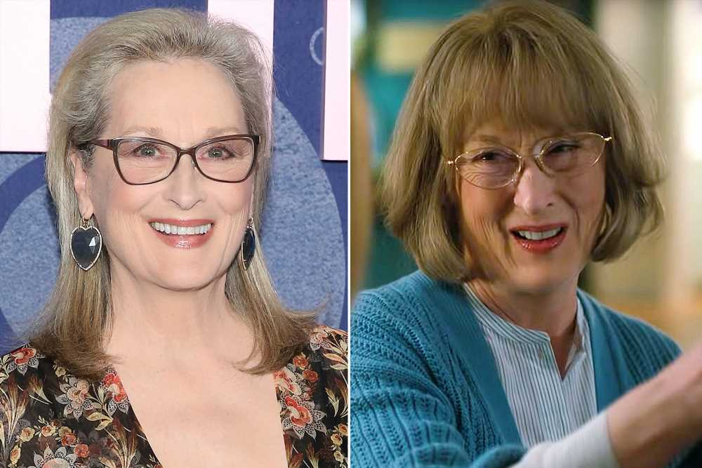 Meryl Streep's fake 'Big Little Lies' teeth had premiere buzzing