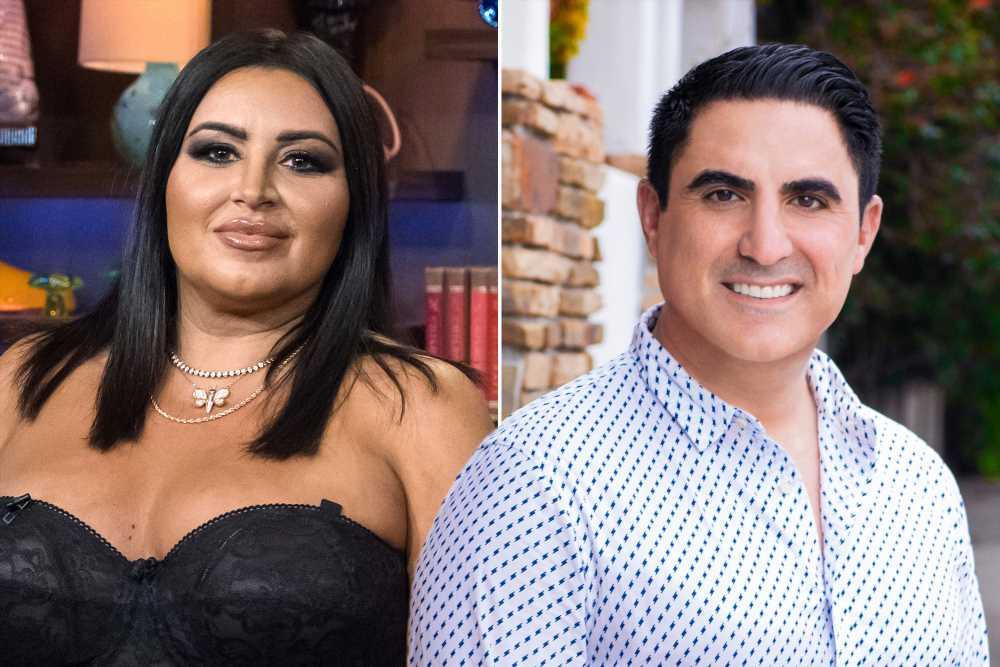 'Shahs' star Reza Farahan gets restraining order against MJ Javid's husband