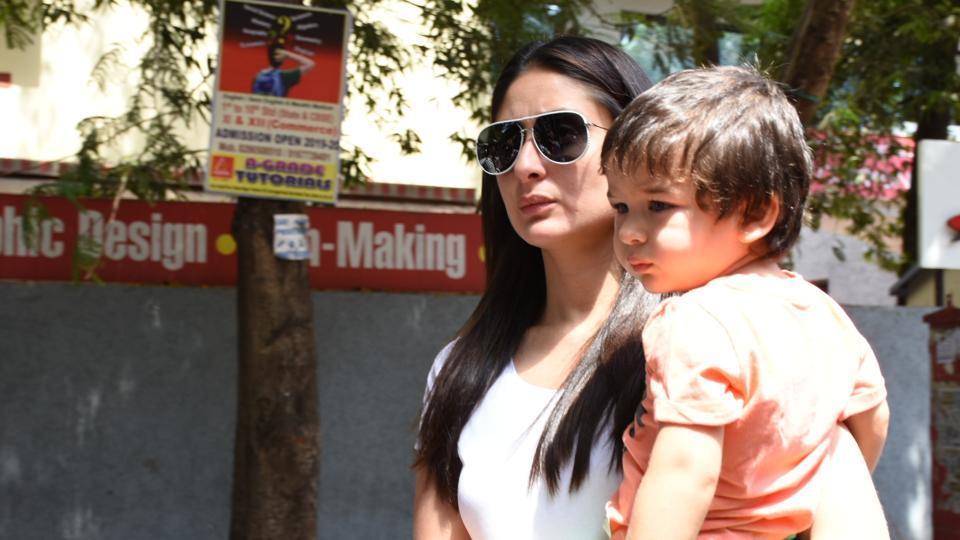 Kareena Kapoor reveals son Taimur isn't allowed to eat at birthday parties