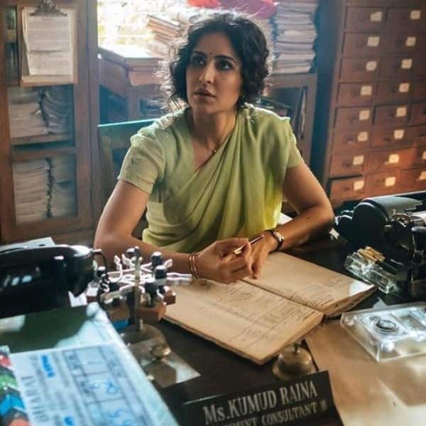 Katrina Kaif shares another still from Bharat and we can't wait to see more of her – view pic | Bollywood Life