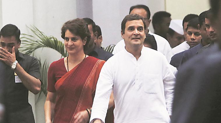 Priyanka a non-starter, Congress loses most seats where she campaigned