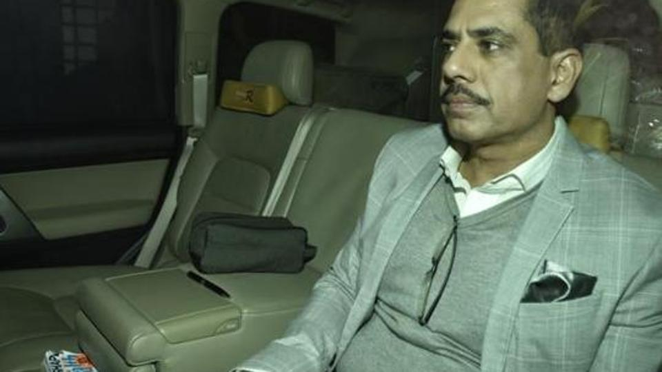 Robert Vadra summoned by ED on Thursday in corruption case